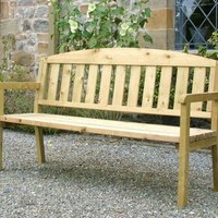 Caroline Three Seater Bench