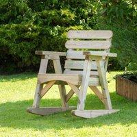 Abbey Garden Rocking Chair