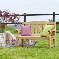 Emily 4' Garden Bench