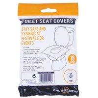 'Milestone 15 Pack Toilet Seat Covers