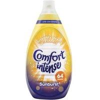 Comfort Intense Fabric Conditioner Sunburst 64 Washes 960ml