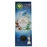 Airwick Life Scents Turquoise Oasis Reed Diffuser 30ml