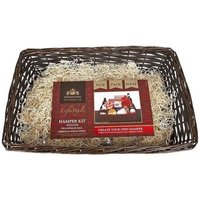 Create Your Own Gift Hamper Kit Small Dark Wicker - Small
