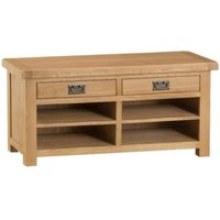 Cotswold Oak Home Hall Bench Furniture