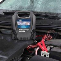 Car Battery Charger 12 Volt 6 Amp