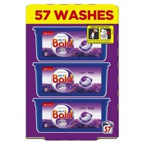 Bold 3 in 1 Washing Capsules Lavender & Camomile 57 Washes
