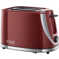 Buy Russell Hobbs Mode 2 Slice Toaster - Red - QD stores