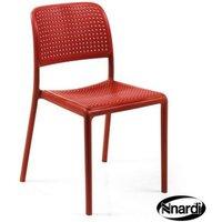 Nnardi 2 Pack Bistro Chair Red