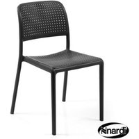 Nnardi 2 Pack Bistro Chair Anthracite