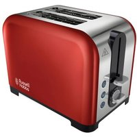Buy Russell Hobbs Canterbury 2 Slice Toaster - Red - QD stores