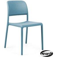 Nnardi 2 Pack Bistro Chair Blue