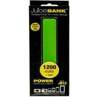 Power Bank Charger 1200mAh (Lime Green)