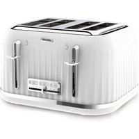 Buy Breville Impressions 4 Slice Toaster White - QD stores