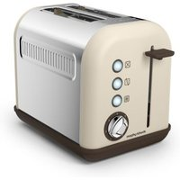 Buy Morphy Richards Accents 2 Slice Toaster - Sand - QD stores