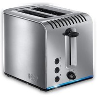 Buy Russell Hobbs Buckingham 2 Slice Toaster - Stainless Steel - QD stores