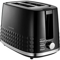 Buy Morphy Richards Dimensions 2 Slice Toaster - Black - QD stores