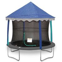 Jumpking 10ft Trampoline Tent Canopy Stars