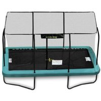 Jumpking Rectangle 8 X 12ft Trampoline Safety Net & Pad