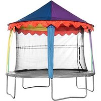 Jumpking 10ft Trampoline Tent Canopy Circus
