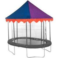 Jumpking Oval 10 X 15ft Trampoline Tent Canopy Circus