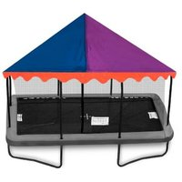 Jumpking Rectangle 6 X 9ft Trampoline Tent Canopy Circus