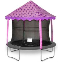 Jumpking 10ft Trampoline Tent Canopy Butterfly