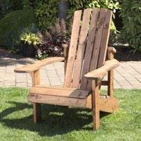 Aidendack Style Scandinavian Redwood Garden Chair