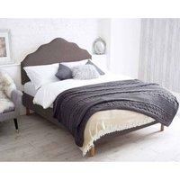 Kettlewell Divan Grey 5ft King Size Bed Frame