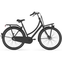 fahrräder>Fahrräder>damen: Gazelle  Puur_NL Midnight 3 RT Damen  2021 46cm