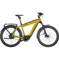 E-Bikes>E-Bikes xxl: Riese & Müller  Supercharger2 GT Vario 1250 Wh Herren gelb 56cm