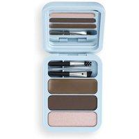 Makeup Obsession Brow Goals Brow Kit - Medium To Dark Brown