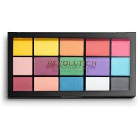 Reloaded Marvellous Mattes Eyeshadow Palette
