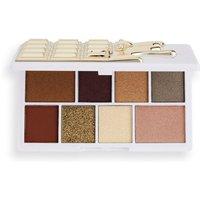 I Heart Revolution White Gold Mini Chocolate Eyeshadow Palette
