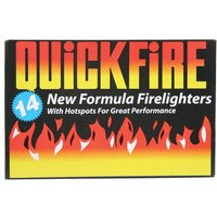 Quickfire Firelighters - Pack of 14