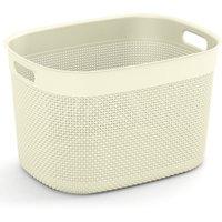 Curver Filo Ivory Storage Basket - XS