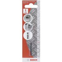 Bosch Hss-r Metal Drill Bit 2mm
