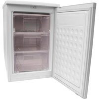 Russell Hobbs RHUCFZ55 Freestanding 55cm Wide Under Counter Freezer - White
