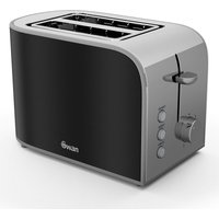 Buy Swan Retro 2 Slice Toaster - Black - Robert Dyas