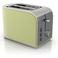 Buy Swan Retro 2 Slice Toaster - Green - Robert Dyas
