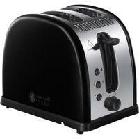 Buy Russell Hobbs 21293 Legacy 2-Slice Toaster - Black - Robert Dyas