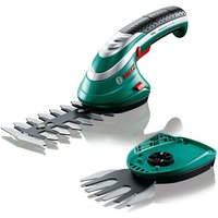 Bosch ISIO Cordless Shape and Edge Hedge Trimmer
