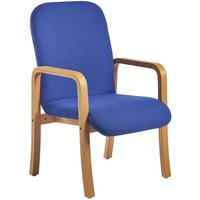 Dams Yealm Double Arm Reception Chair - Blue