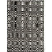 Asiatic Sloan Rug, 160 x 230cm - Black