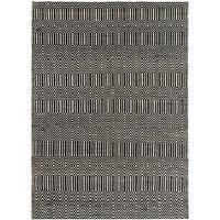 Asiatic Sloan Rug, 200 x 300cm - Black