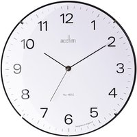 Acctim Marcos Glass Wall Clock