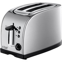 Buy Russell Hobbs 18096 Texas 2-Slice Toaster - Brushed Stainless Steel - Robert Dyas