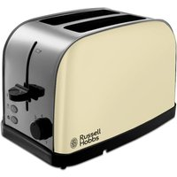 Buy Russell Hobbs 18783 Dorchester 2-Slice Toaster - Cream - Robert Dyas