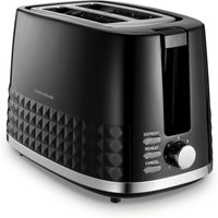 Buy Morphy Richards Dimensions 2-Slice Toaster - Black - Robert Dyas
