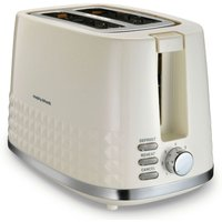 Buy Morphy Richards Dimensions 2-Slice Toaster - Cream - Robert Dyas