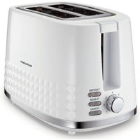 Buy Morphy Richards Dimensions 2-Slice Toaster - White - Robert Dyas